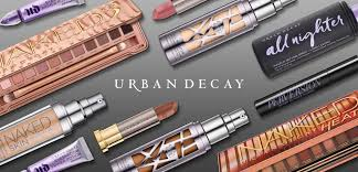 notorious for their collection of shimmering eye shadow palettes urban decay has the perfect makeup line to add drama to your look