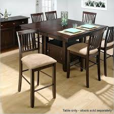 decoration gallery of images about counter dining tables on cherries with round table room built
