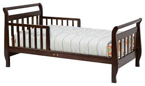 Image of Toddler Sleigh Bed Walmart