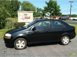 All Chevy chevy aveo 2006 : 2006 Chevrolet Aveo LS Sedan in Black - 587067 | NYSportsCars.com ...