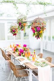 garden party table decoration ideas. almoço tropical lindo e super florido para mulheres. diy party table decorationsgarden garden decoration ideas p