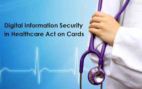 Digital Information Security in Healthcare Act on Cards