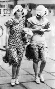 海外がビビった戦前の日本人女性のファッションがモダンすぎる Trip