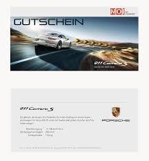 Porsche Design Website Gutschein Design Für Porsche 911 Verleih Coupon Design