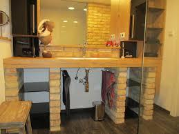 Badezimmer Modern Rustikal Wohndesign