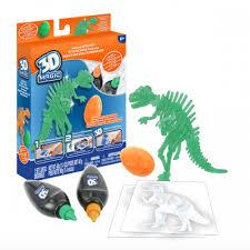 <b>Набор 3D Magic для</b> создания объемных моделей Тиранозавр ...