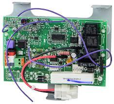 liftmaster chamberlain 41dj001 garage door opener circuit logic board for model 3800