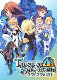 Tales Of Symphonia Dawn Of The New World Video Game Tv