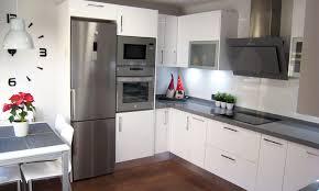Una Cocina Blanca Que Potencia Claridad, Limpieza Y Amplitud | Blog |  Cocinas.com | Blog | Cocinas.com