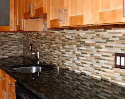 glass tile backsplash type