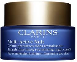 <b>Clarins Multi Active Night</b> Comfort <b>Cream</b> 50ml в дьюти фри в ...