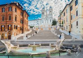 Mit etwa drei millionen einwohnern im stadtgebiet bzw. Beruhmte Spanische Treppe Mit Brunnen Rom Italien Lizenzfreie Fotos Bilder Und Stock Fotografie Image 67559061