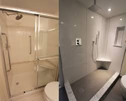 cost to remodel master bathroom. Inspiring-Remodeling-Master-Bathroom-On-A-Budget-Before- Cost To Remodel Master Bathroom E
