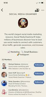 Clubhouse App: How to Get Started : Social Media Examiner