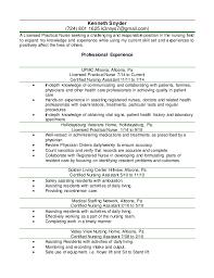 Sample Resume For Lpn Nurse Sample Lpn Resume Monogramaco Dempelll Mx Tl