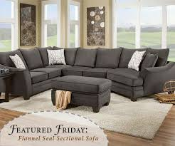 brown sectional sofas. Simple Sofas Not Much Gets Better Than A Comfy Oversized Cuddler We Are Loving This  Gray Sectional  American Freight To Brown Sectional Sofas