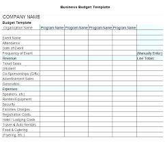 Sample Budget Plan For Non Profit Non Profit Annual Budget Template Nonprofit Operating