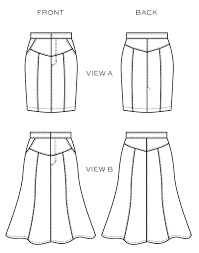 Clothing Pattern Custom Inspiration Design
