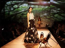 indian fashion designers target the middlecl with ready to wear offerings