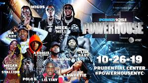 Powerhouse 2019 At Prudential Center On 26 Oct 2019 Ticket