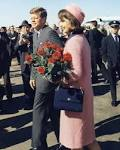 Jackie kennedy pink suit national archives 2017