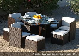 rattan cube dining table and chairs. haiti rattan outdoor cube dining set in coffee table and chairs