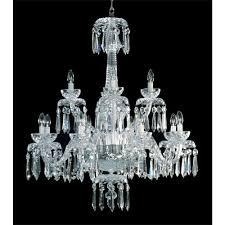 waterford powerscourt 12 arm chandelier c12 240v