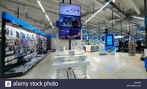 Electronic Interior Design Europe Germany Hamburg Media Markt Electronic Appliances