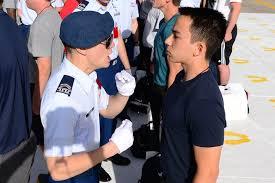 basic cadet training starts at af