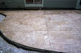 stamped concrete patio steps house massachusetts stamped concrete patio with stairs6 patio