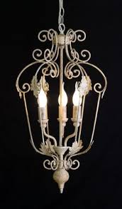 french provincial lighting. French Provincial Cage Lantern In A Antique Rust Finish- 3 Lights $399 Lighting