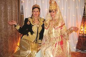 La Tradition Algérienne à Lhonneur Au Salon Du Mariage