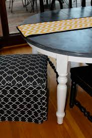 Annie Sloan Chalk Paint Kitchen Table Tutorial
