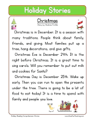 First Grade Worksheets Free Reading Comprehension For Kindergarten ...
