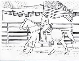 Small Picture Horse Racing Color Pages Horse Coloring Page Of Racing Coloring