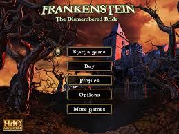 frankenstein the dismembered bride pour iPad gratuit jeux
