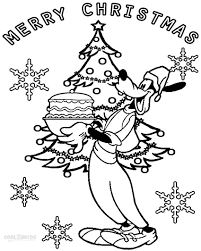 Coloring Pages Printable Goofy Coloring Pages For Kids Cool2bkids