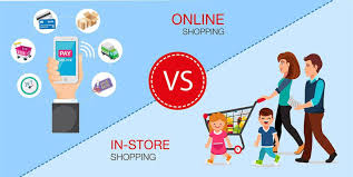 Wow Things - Time to take a vote! ONLINE SHOPPING VS IN... | Facebook