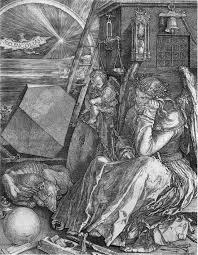 albrecht dürer melencolia i 1514 this is part of my real life pinboard