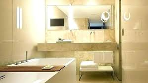luxury modern hotel bathrooms. Perfect Bathrooms Awesome Luxury Contemporary Bathrooms A Design For Hotel Bathroom Featuring  Onto Furniture Style Contemporar  On Luxury Modern Hotel Bathrooms T