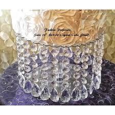 crystal chandelier cupcake stand wedding cake stand with crystals chandelier acrylic wedding cake stand cupcake crystal chandelier cupcake stand