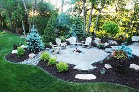 fire pit patio design ideas 16