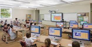 84 Best Computer Lab Design Images On Pinterest  Computer Lab School Computer Room Design