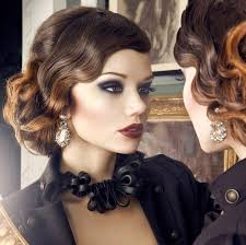 image result for 1920s hair 1920s hair 1920s makeup gatsby 1920 makeup flapper