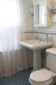 bathroom pedestal sink. Fascinating Small Bathroom Pedestal Sink For Design Ideas : Marvellous With Rectangular N