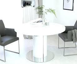 round white gloss dining table elegant round white gloss dining table within modern white gloss dining
