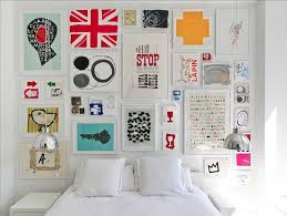 picture wall ideas for bedroom. Exellent Ideas Cool And Modern And Picture Wall Ideas For Bedroom