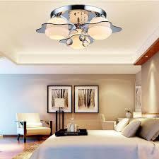 bedroom ceiling lighting. LED Crystal Ceiling Light 5W 220V 3 Heads Bedroom Lamp Living Room Lighting  Bedroom Ceiling Lighting