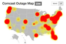 comcast internet outage map today cox skyrocket jpg charter Charter Outage Map Michigan internet and television customers using comcast s nationwide network have been affected by outages on monday charter spectrum outage map michigan