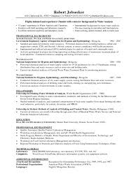 Confortable Lab Chemist Resume Sample For Chemistry Assistant Interesting  With Additional